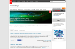 Adobe Blogs  Welcome to Adobe.com Blogs